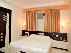A/C Delux Rooms